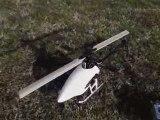 Vol Helico RC Dragonus Heli4.com