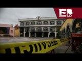 Habitantes de Huehuetoca volcaron dos patrullas e incendiaron Palacio Municipal/Titulares