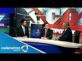 Trofeo Larry O'Brien visita México / Entrevista a Raúl Zárraga, director NBA México