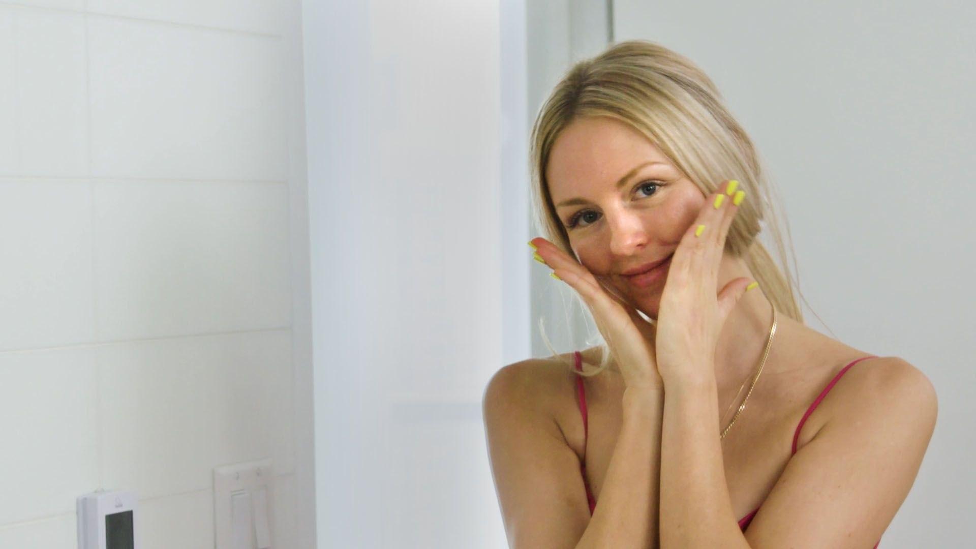 Watch Shae Marie's Nighttime Skincare Routine