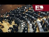 Senadores piden crear Instituto Nacional Electoral   / Titulares con Vianey Esquinca