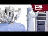 Urólogo Alejandro Rueda del Hospital Ángeles explica el cáncer de riñón / Andrea Newman