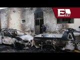 PGJE investiga incendio en alcaldía de Guadalupe Victoria, Puebla / Titulares con Vianey Esquinca
