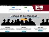 Página de Internet revela datos personales de mexicanos / Sitio web muestra datos personales