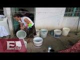 Habra disminución de agua en el Valle de México /Comunidad con Óscar Cedillo