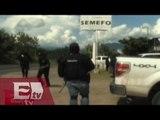 Últimos detalles de la fosa clandestina hallada en Guerrero / Excélsior informa