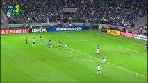 Palmeiras x Colo-Colo (Copa Libertadores 2018 Quartas de Final; JOGO DE VOLTA) 1° tempo
