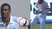 India VS West Indies 1st Test: West Indies players wearing black arm-bands, Know Why |वनइंडिया हिंदी