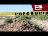 Suman 63 cuerpos  encontrados en fosas de Jalisco/ Pascal Beltrán de Río