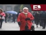 Intenso frío, peligro para migrantes en Tamaulipas / Excélsior Informa con Paola Virrueta