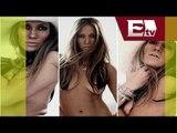 Se filtran fotos de Jennifer López desnuda y sin photoshop/Función con Joanna