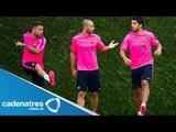 Luis Enrique, DT de Barcelona, planea que Luis Suárez juegue en amistoso ante León