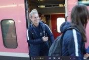 Equipe de France Féminine : le voyage des Bleues I FFF 2018