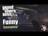 GTA 5 Online Funny Gameplay - Let's Play - (STRIP CLUB PVP!) - [60 FPS]