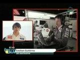 Entrevista a Esteban Gutiérrez Piloto Sauber F1