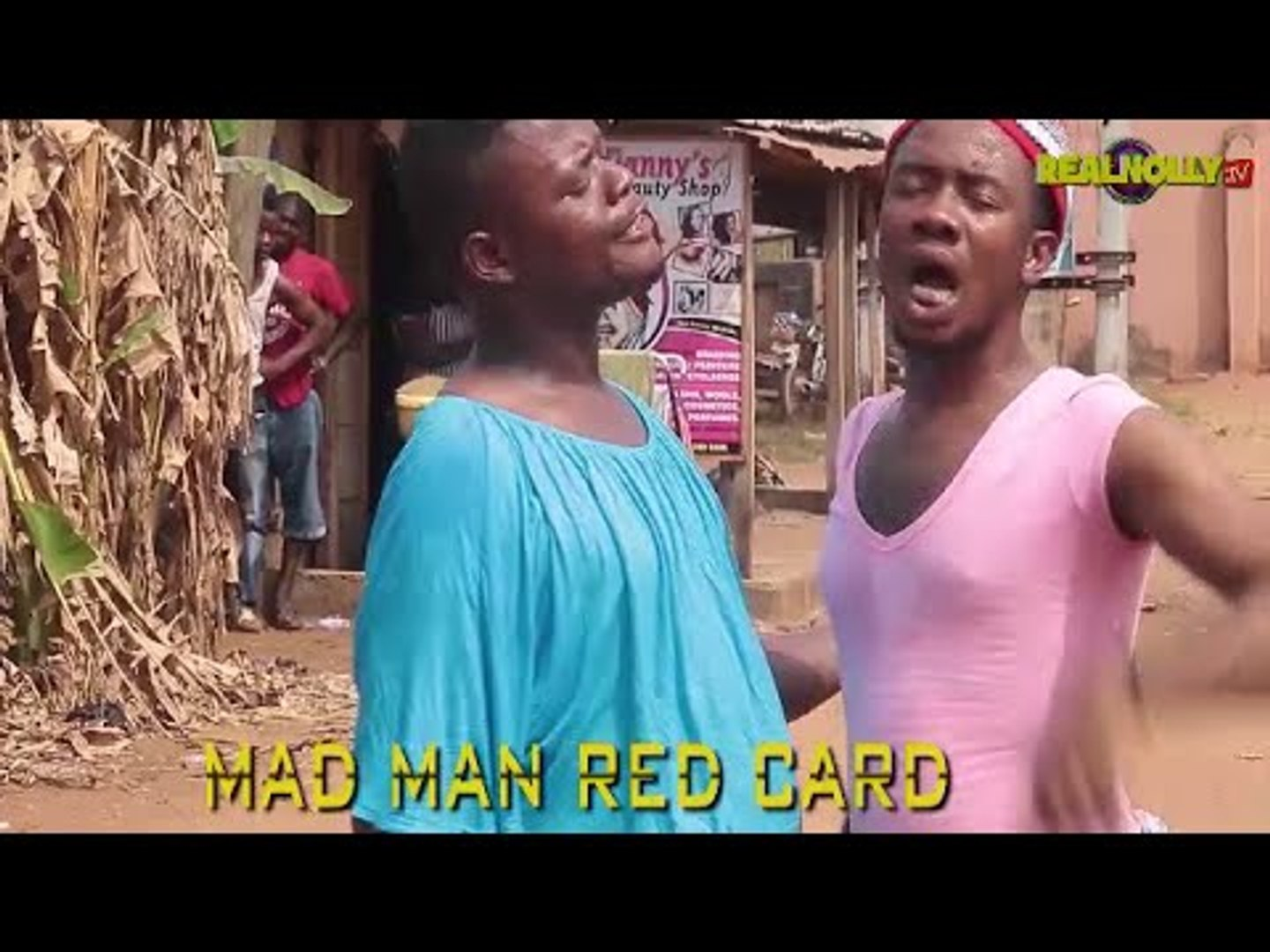 Nollywood Funny Skit