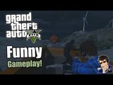 GTA 5 Online Funny Gameplay - Let's Play - (HUNT OR BE HUNTED!!!) - [60 FPS]