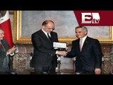 Mancera declara huésped distinguido al primer Ministro de Italia, Enrico Letta / Titulares