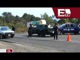 Reportan 38 detenciones en primera semana de operativos en Michoacán/ Titulares de la tarde