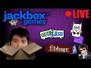 WANNABE FUNNY MAN - Jackbox Party Games Gameplay LIVE - [ENG/MAL]