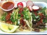 Receta de Tacos de carnitas light