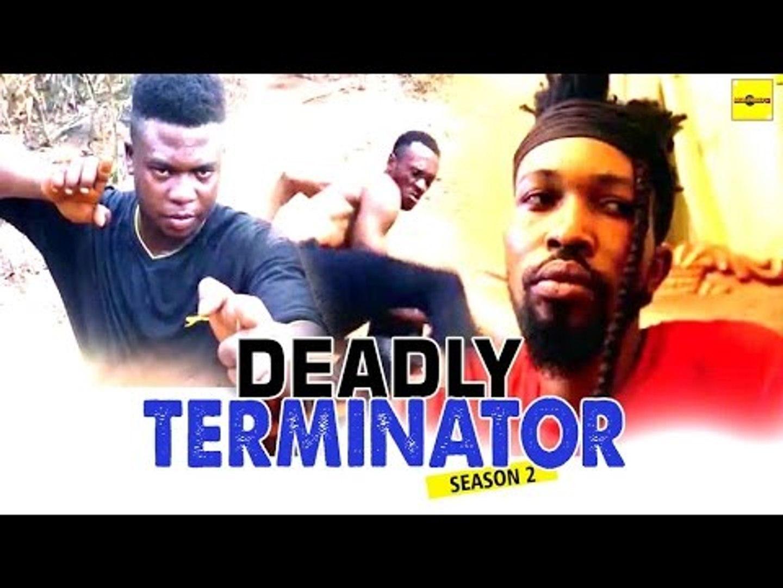 Nigerian Nollywood Movies - Deadly Terminator 2
