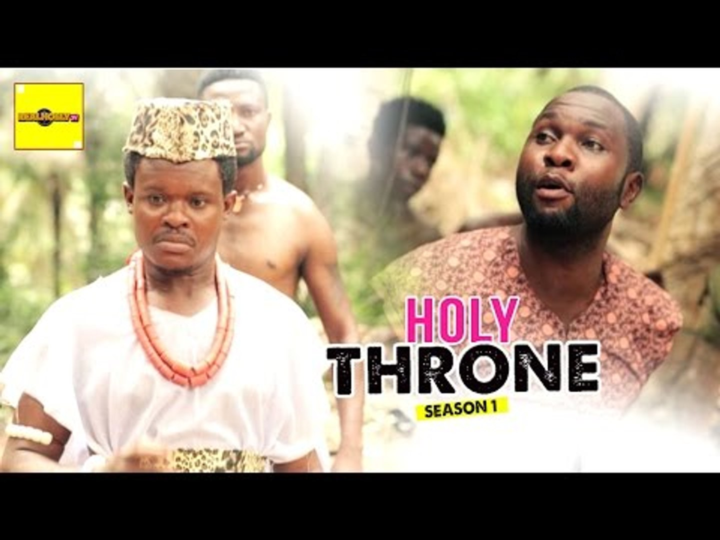 Latest Nollywood Movies - Holy Throne 1