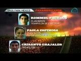 México suma cuatro medallas de oro en Panamericanos 2015