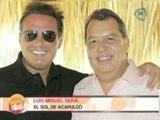 Luis Miguel será imagen para promocionar Acapulco, anuncia Aguirre