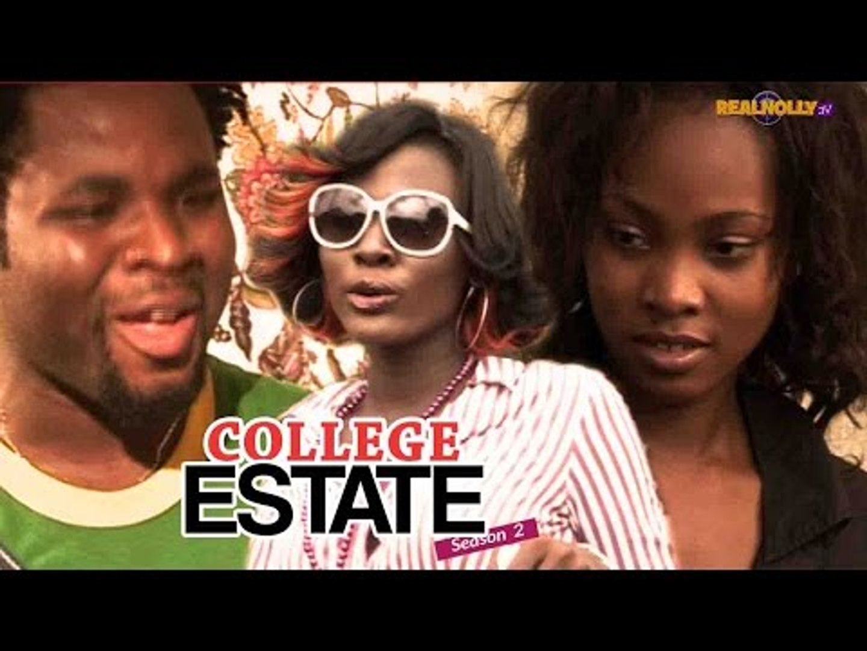 Nigerian Nollywood Movies - College Estate 2