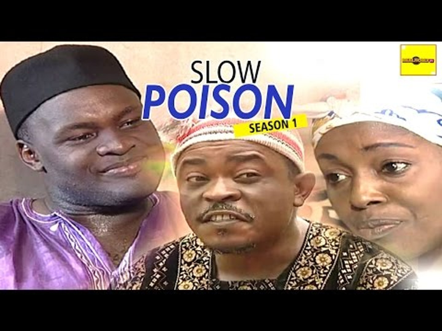 Nigerian Nollywood Movies - Slow Poison 2