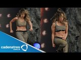 Tachan de 'fofa' a Jennifer Lopez / Branded as 'flabby' to Jennifer Lopez