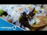 Receta para preparar NACHOS VEGETARIANOS. Nachos / Receta de nachos / Comida vegetariana