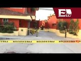 Se desata balacera en hotel de Cuautitlán Izcalli; hay dos muertos/ Titulares de la tarde