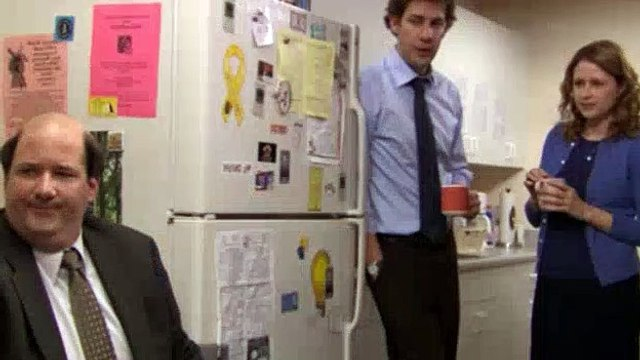 The Office S05E19 - Golden Ticket