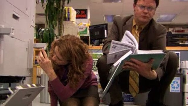 The Office S05E21 - Two Weeks