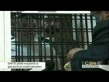 Se suspende la audiencia de Elba Esther Gordillo  Elba Esther Gordillo tras las rejas