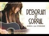 Deborah del Corral en el estudio de Nuestro Día / Deborah del Corral cantante