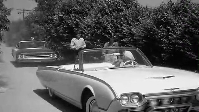 The Andy Griffith Show S02 E03 - Andy and the Woman Speeder