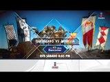 No te pierdas el Querétaro vs. Monarcas en Imagen Televisión   Imagen Deportes