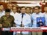 Prabowo Pecat Ratna Sarumpaet dari Tim Sukses Pilpres