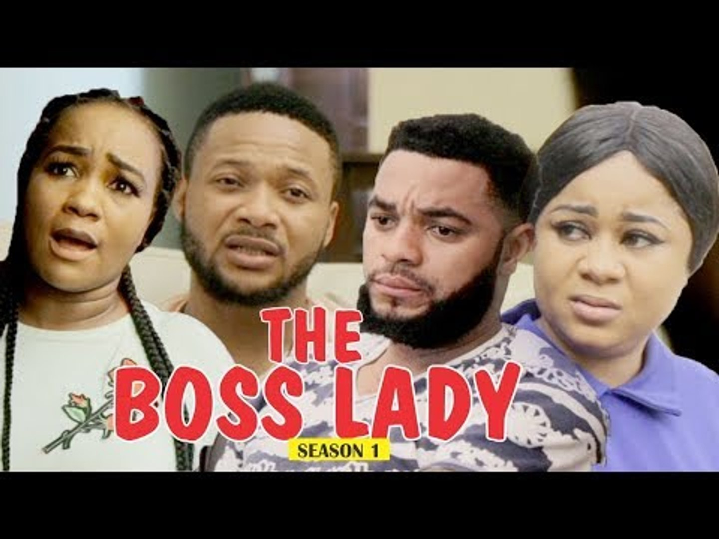 THE BOSS LADY 1 - LATEST NIGERIAN NOLLYWOOD MOVIES || TRENDING NOLLYWOOD MOVIES