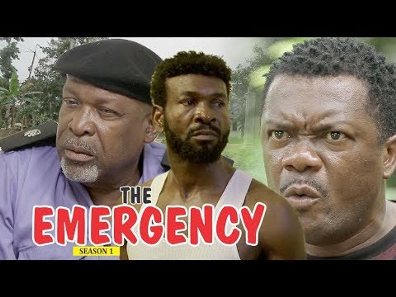 THE EMERGENCY 1 - NIGERIAN NOLLYWOOD MOVIES