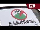 Puebla preocupada por la contaminación de empresas mineras / Nacional