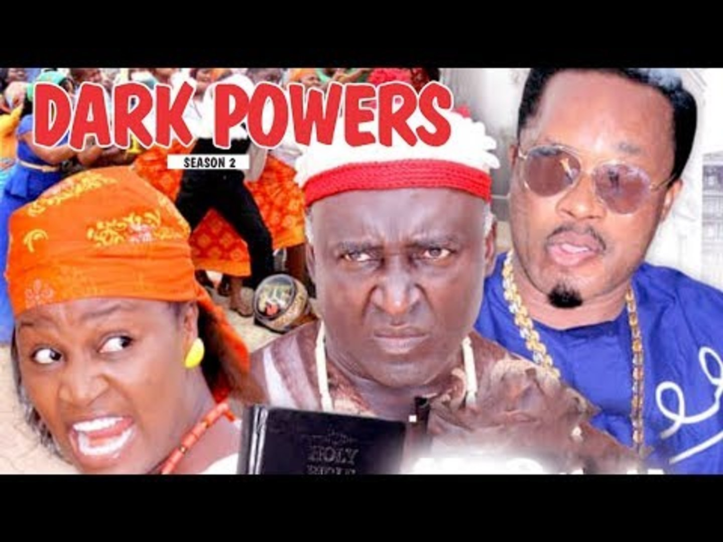 DARK POWERS 2 - LATEST NIGERIAN NOLLYWOOD MOVIES || TRENDING NIGERIAN MOVIES