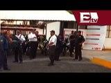 Michoacán cesa a 97 policias por no acreditar exámenes de confianza/ Pascal Beltrán del Río
