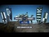 No te pierdas el Pachuca vs  Santos en Imagen Televisión