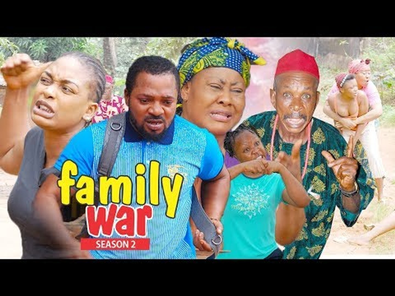 FAMILY WAR 2 - LATEST NIGERIAN NOLLYWOOD MOVIES || TRENDING NIGERIAN MOVIES