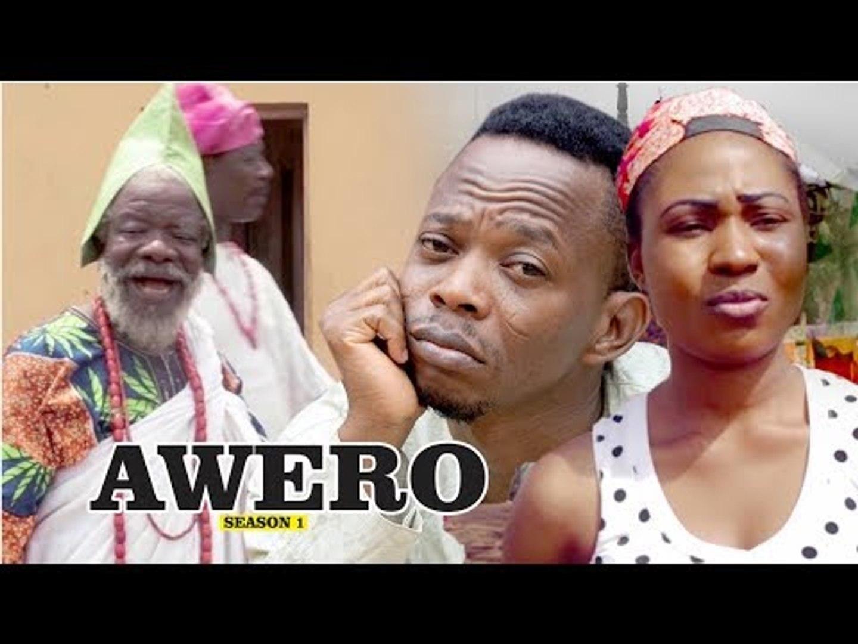 AWERO - YOURUBA 2018 NIGERIAN NOLLYWOOD MOVIES