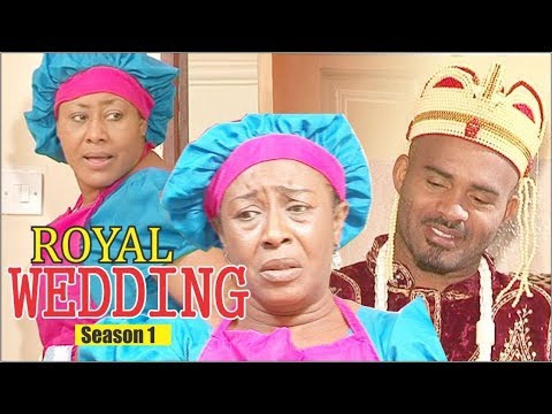 ROYAL WEDDING 1 - NIGERIAN NOLLYWOOD MOVIES